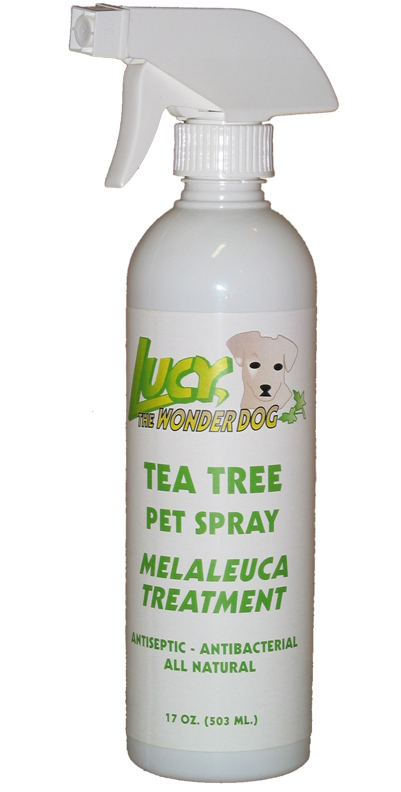 Tea Tree Flea Treatment