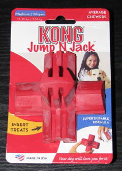 Kong Jump' N Jack Dog Toy